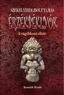 Zsolt Tamás Székelyhidi - Érzékbéklyók [eKönyv: epub, mobi]