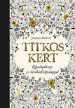 TITKOS KERT - képeslapkönyv