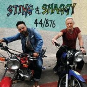 STING & SHAGGY - 44/876 CD STING & SHAGGY