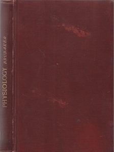 Albert P. Brubaker - A Compend of Human Physiology [antikvár]