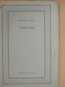 Federico García Lorca - Vérnász [antikvár]