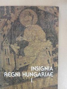 David Buckton - Insignia regni Hungariae I. [antikvár]