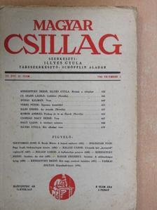 Boldizsár Iván - Magyar Csillag 1943. december 1. [antikvár]