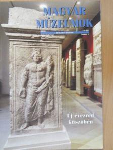 Barva Orsolya - Magyar Múzeumok 2000. tavasz [antikvár]