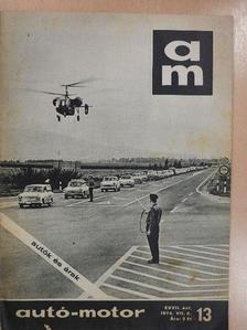 Bessenyei Gábor - Autó-motor 1974. július 6. [antikvár]
