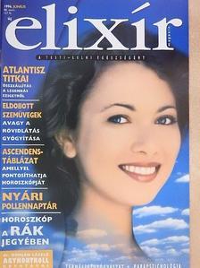 Dr. Parádi József - Új Elixír Magazin 1996. június [antikvár]