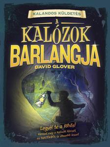 Napraforgó Könyvkiadó - Kalandos küldetés - A kalózok barlangja