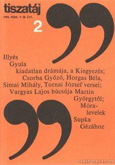 Vörös László - Tiszatáj 1984. február 38. évf. 2. [antikvár]