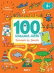 NINCS SZERZŐ - 100 izgalmas játék - Színezek és tanulok