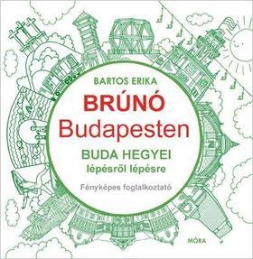 Bartos Erika - Buda hegyei lépésről lépésre - Fényképes foglalkoztató