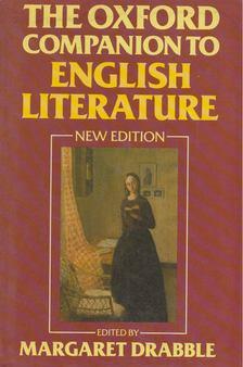 Margaret Drabble - The Oxford Companion to English Literature [antikvár]