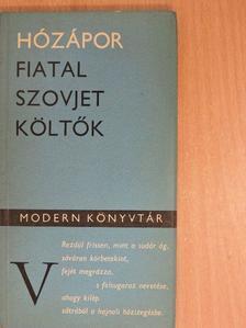 Adolf Gyihtyar - Hózápor [antikvár]