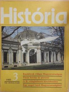 Ádám Magda - História 1985/3. [antikvár]
