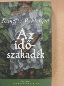 Jeanette Winterson - Az időszakadék [antikvár]