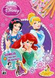 Disney Hercegnõk - A4+ matricás színezõ