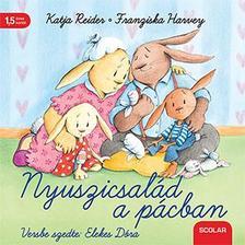 Katja Reider - Nyuszicsalád a pácban