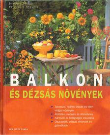 Joachim Mayer - Balkon- és dézsás növények [antikvár]