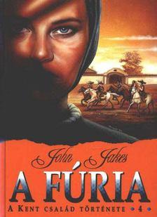 John Jakes - A fúria [antikvár]