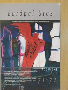 Adamik Lajos - Európai utas 2008/2-3. [antikvár]
