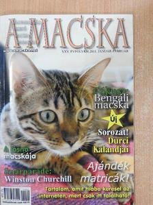 Almássy Fiona - A Macska 2011. január-február [antikvár]