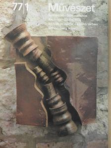 Breuer János - Művészet 1977. január [antikvár]