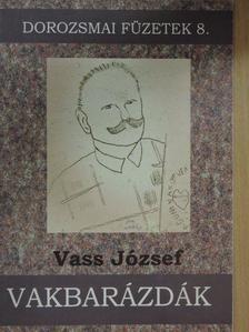 Vass József - Vakbarázdák [antikvár]