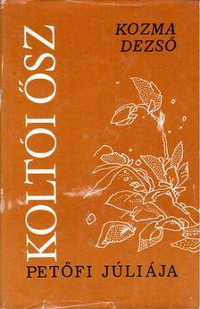 Kozma Dezső - Koltói ősz [antikvár]
