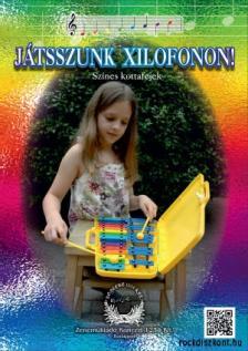 Játsszunk xilofonon ! Színes kottafejek