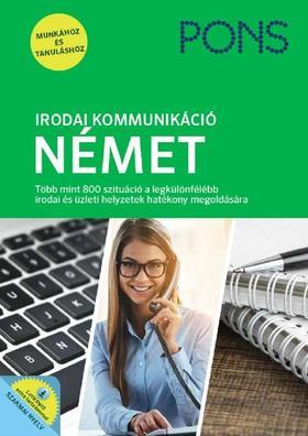 PONS Irodai kommunikáció - Német