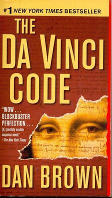 Dan Brown - The Da Vinci Code [antikvár]