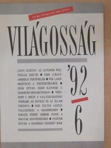 Deák István - Világosság 1992. június [antikvár]