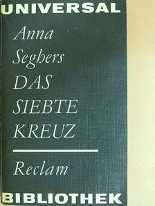 Anna Seghers - Das siebte Kreuz [antikvár]