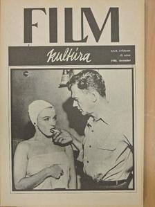 Bognár Éva - Filmkultúra 1986. december [antikvár]