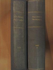 Almásy A. - A Pesti Hirlap Vasárnapja 1932. január-december/A Pesti Hirlap karácsonyi albuma 1932. I-II. [antikvár]