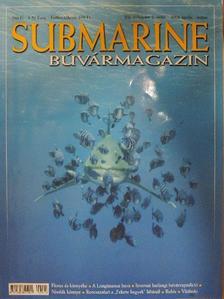 Ábel László - Submarine búvármagazin 2006. április-május [antikvár]