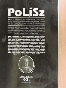 Antal János - PoLíSz 2006. március [antikvár]