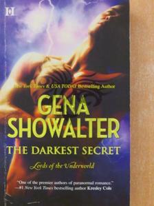 Gena Showalter - The Darkest Secret [antikvár]