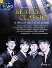 BEATLES CLASSICS. 16 POPULAR TUNES BY THE BEATLES (SCHOTT PIANO LOUNGE) + CD