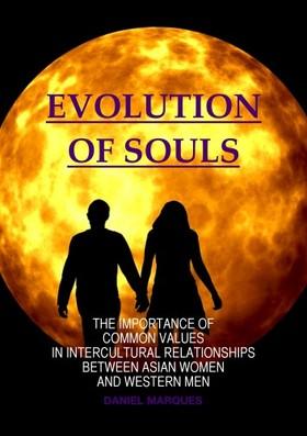 Marques Daniel - Evolution of Souls [eKönyv: epub, mobi]