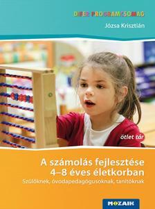 Dr. Józsa Krisztián - MS-9334 DIFER - Számolás fejlesztése 4-8 éves életkorban kézikönyv