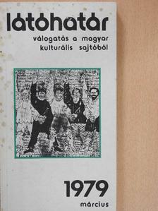 Almási Miklós - Látóhatár 1979. március [antikvár]