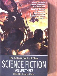 Adam Roberts - The Solaris Book of New Science Fiction 3. [antikvár]