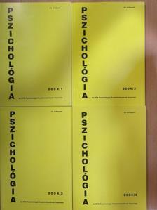 Dósa Zoltán - Pszichológia 2004/1-4. [antikvár]