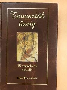 Alekszandr Puskin - Tavasztól-őszig [antikvár]