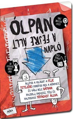 Anna Brett - ÓLPAN - A fejre állt NAPLÓ