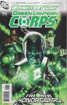 Bedard, Tony, Syaf, Ardian - Green Lantern Corps 48. [antikvár]
