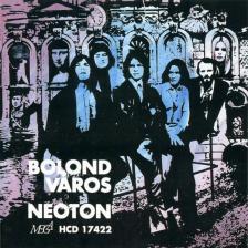 NEOTON - BOLOND VÁROS CD NEOTON