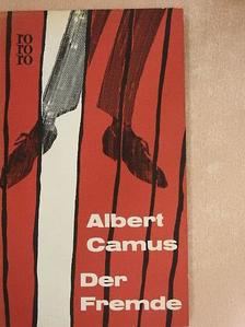 Albert Camus - Der Fremde [antikvár]