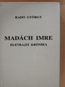 Radó György - Madách Imre [antikvár]