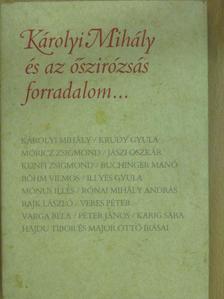 Böhm Vilmos - Károlyi Mihály és az őszirózsás forradalom... [antikvár]